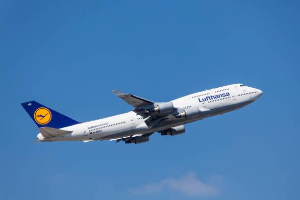 Lufthansa Airlines Boeing 747 – Foto