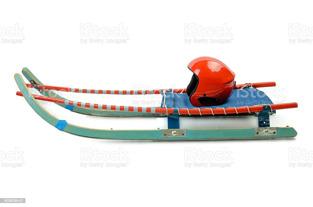 Luge stock photo