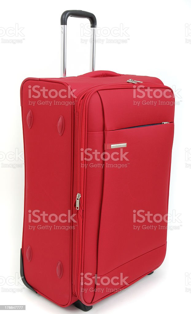 Luggage stock photo