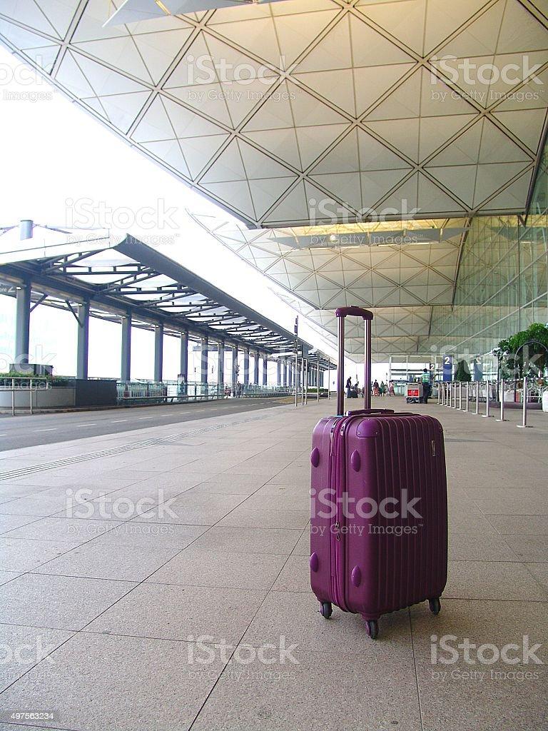 De bagagem - foto de acervo