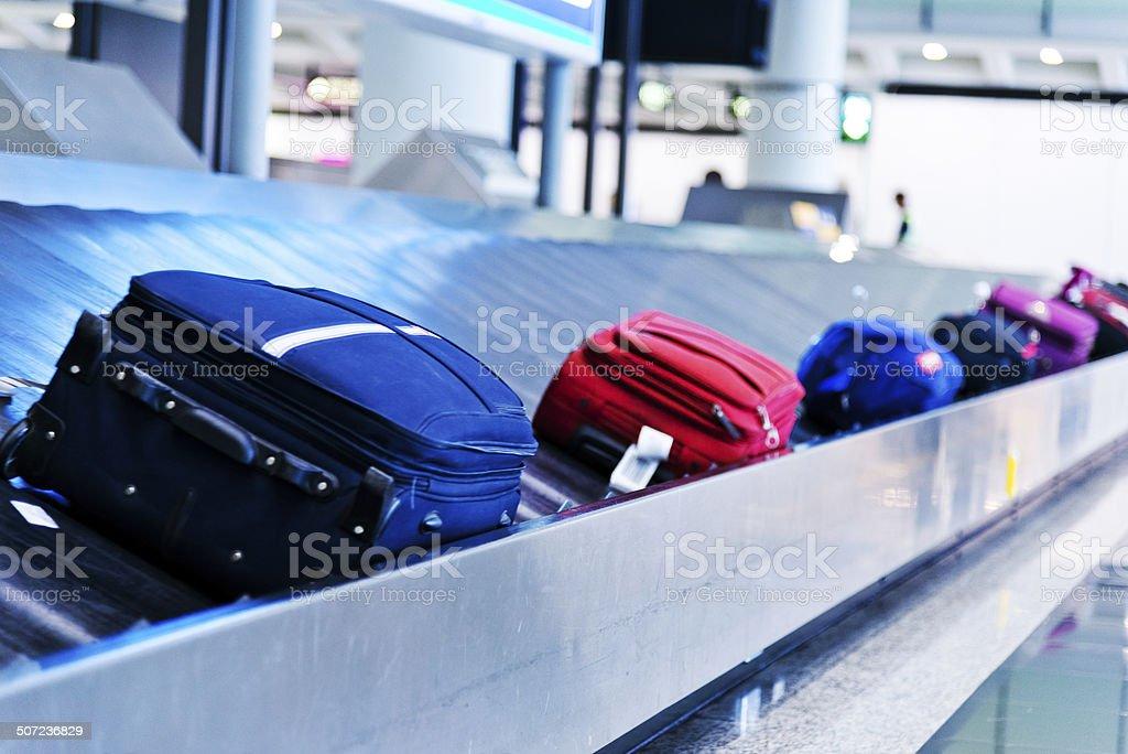 Багаж стоковое фото