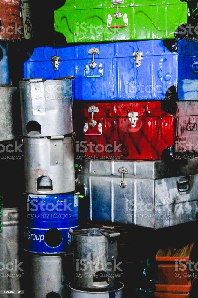 Gepäck – Foto