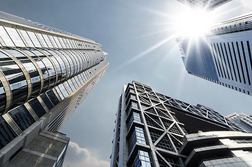 Lujiazui,pudong,Shanghai,Cityscape,