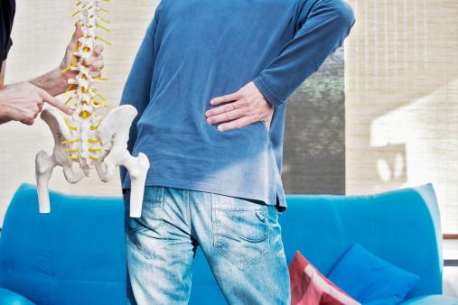 Lumbar Pain Stock Photo - Download Image Now