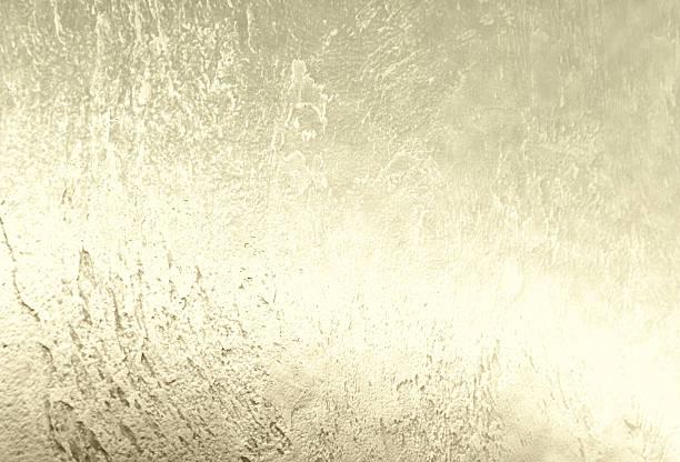 Luminous metallic background, linen texture stock photo