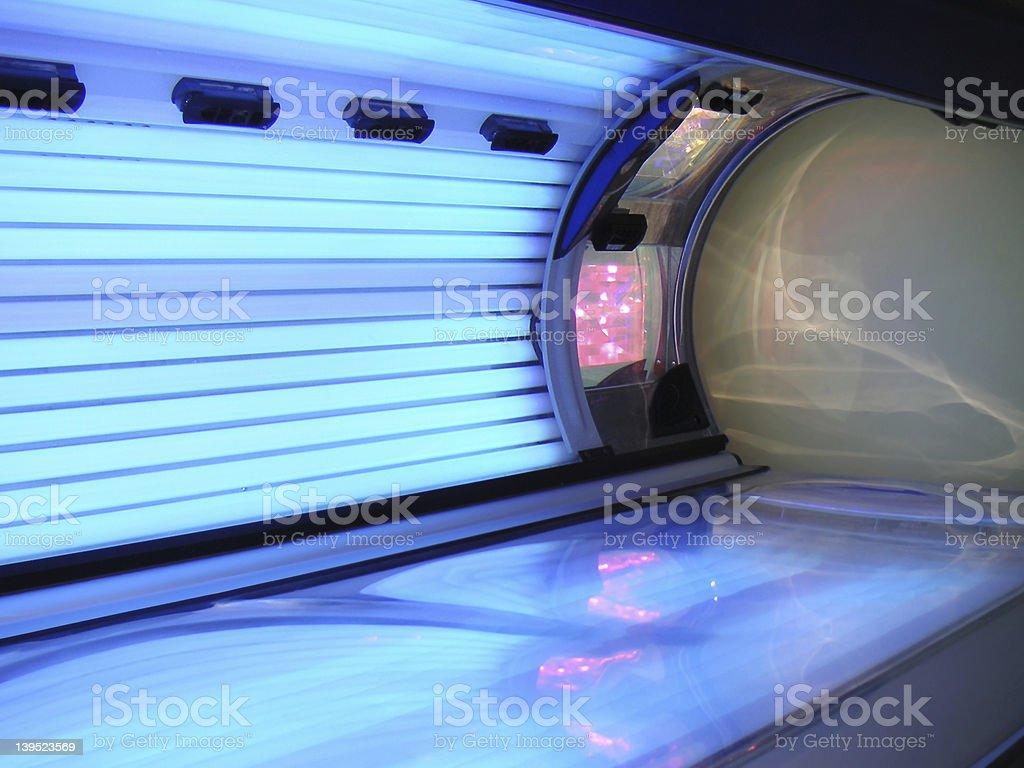 Luminous solarium - Royalty-free Artificial Stock Photo