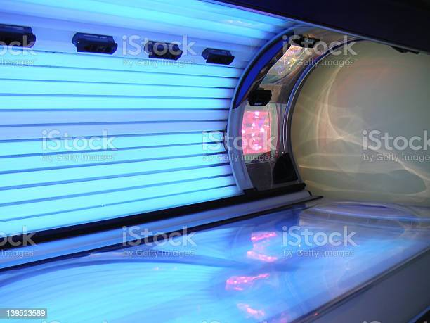 Luminous Solarium Stock Photo - Download Image Now