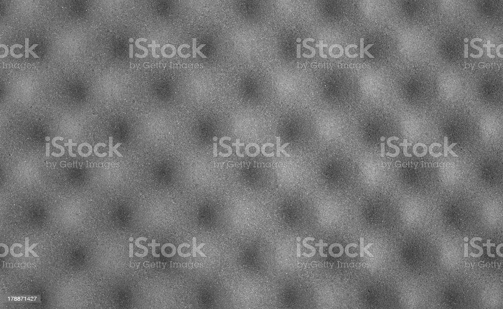 Lumpy Faom Texture royalty-free stock photo