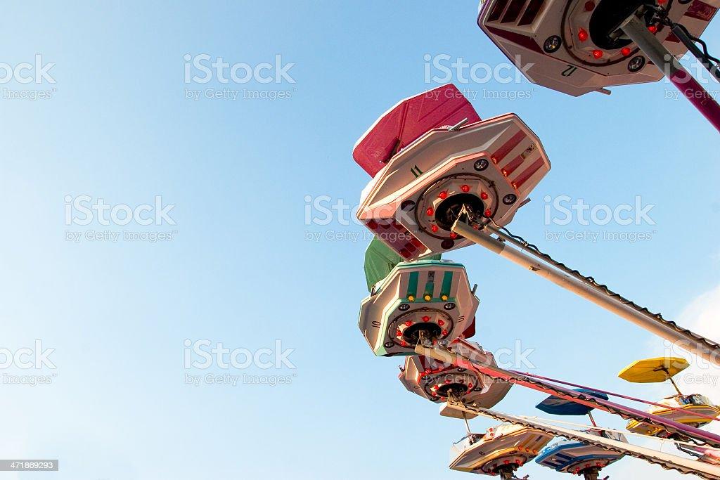 Luna park joy royalty-free stock photo