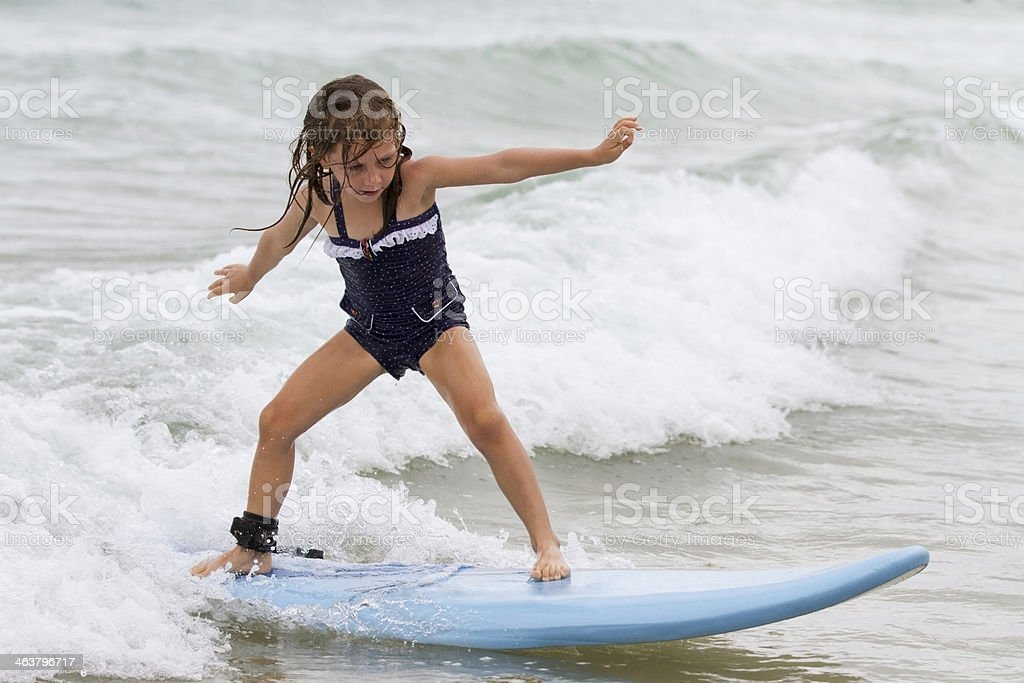 Luna surfe. - foto de acervo