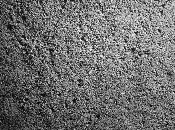 Lunar crater surface texture backdrop stock photo