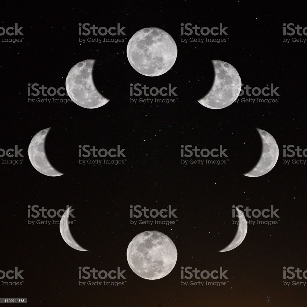 Lunar eclipse sequence and Super Moon