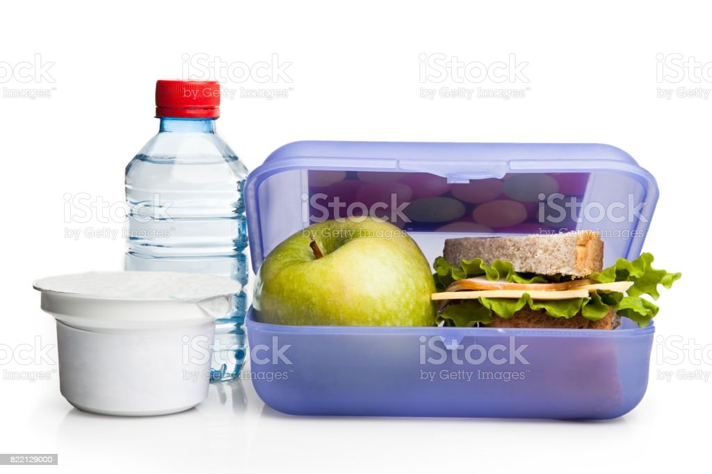 Lunch box. – Foto