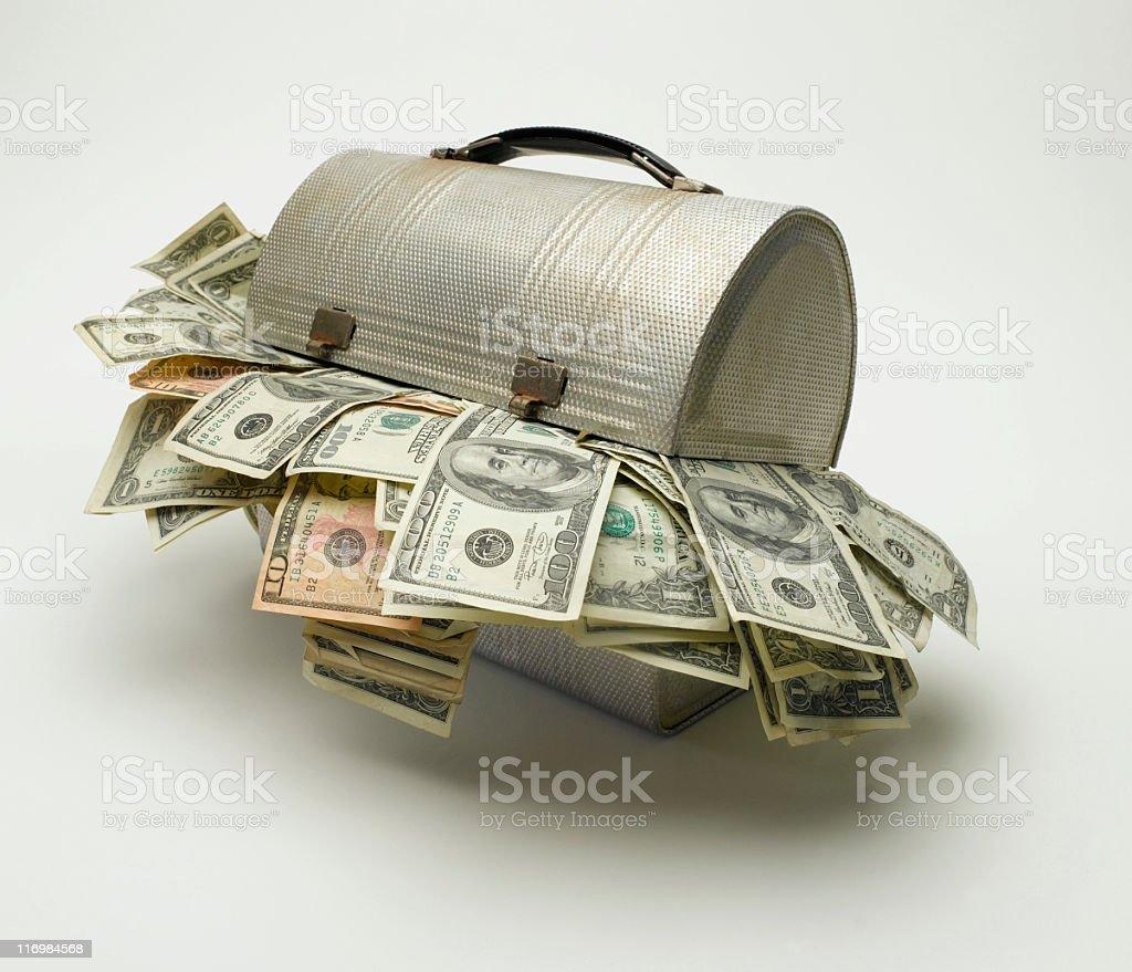 Lunch Bucket stock photo