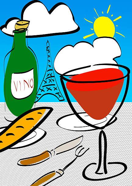 Déjeuner à Paris - Photo