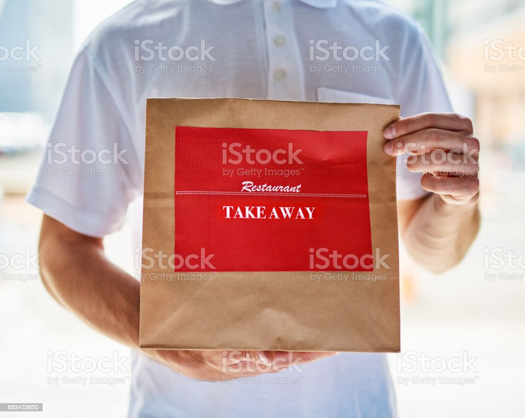 Lunch is ready stock photo