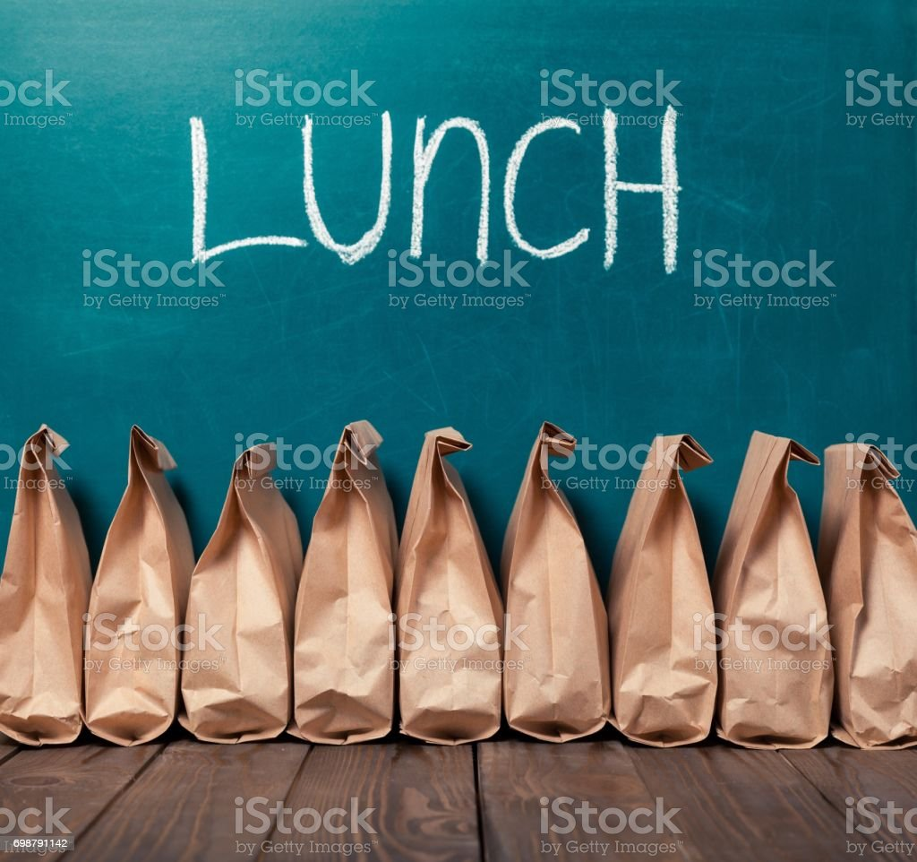 Lunch. stock photo