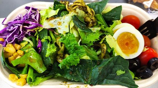 Lunch Salad box