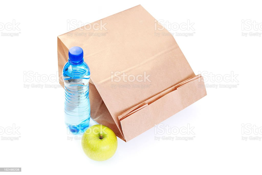 lunch time royalty-free stock photo