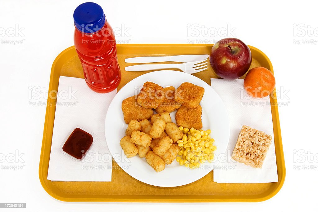 Lunch Time! royalty-free stock photo