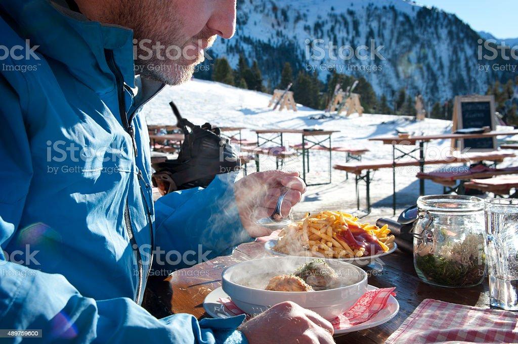 Mittagessen-Zeit – Foto