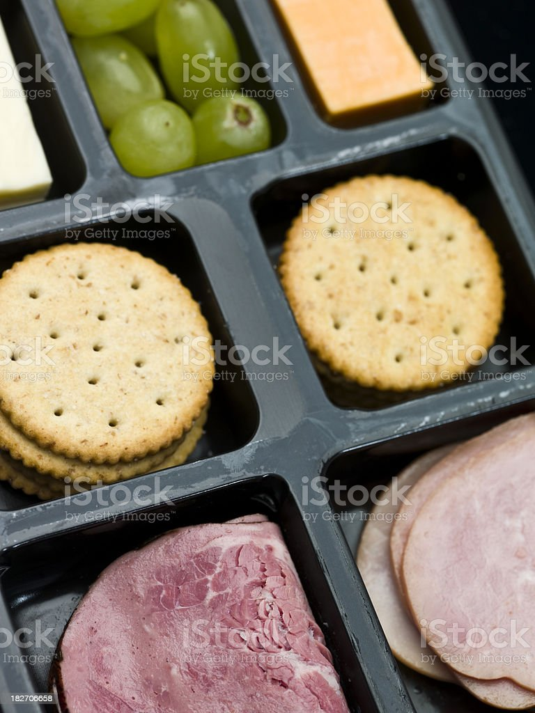 lunchable royalty-free stock photo