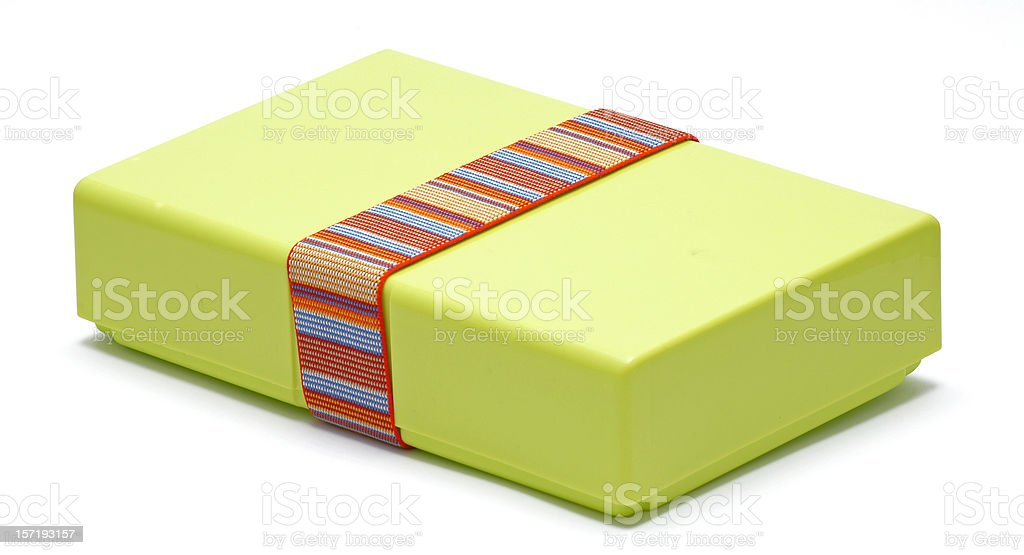 Lunchbox royalty-free stock photo