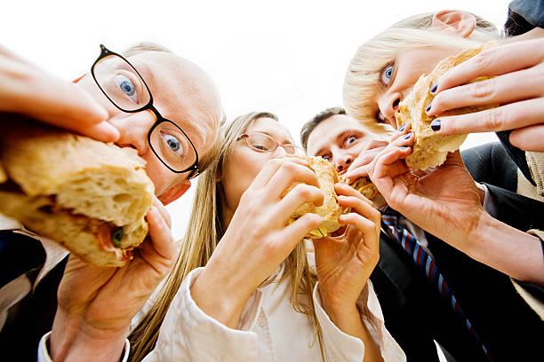 lunchtime - lunchrast bildbanksfoton och bilder