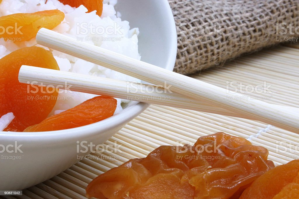 Lunchtime royalty-free stock photo