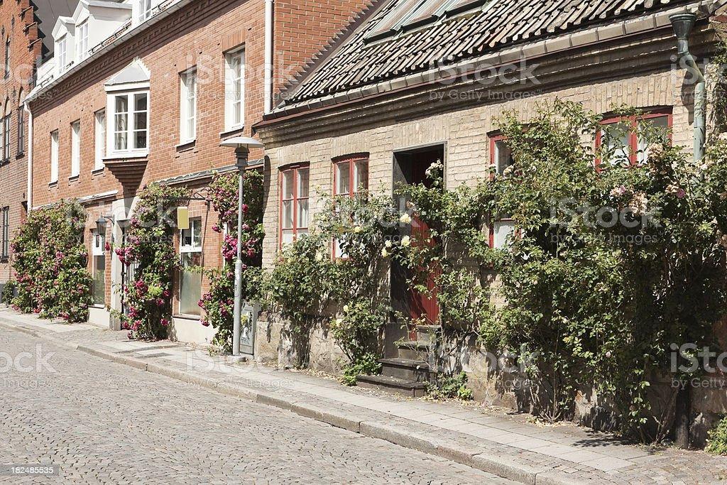 Lund royalty-free stock photo