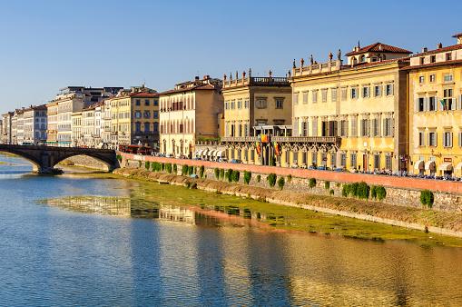 Lungarno Corsini - Florence