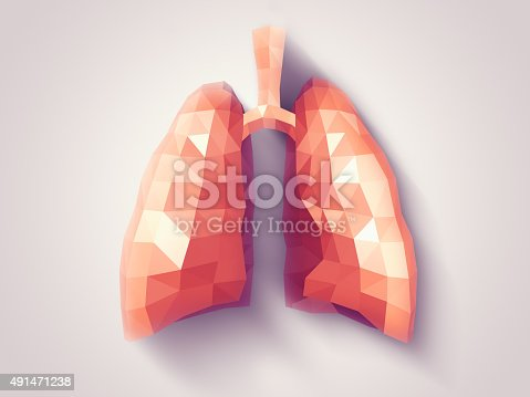 istock Lungs faceted 491471238