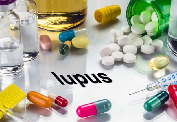 Lupus medicines as concept of ordinary treatment conceptual image picture id1063009720?b=1&k=6&m=1063009720&s=612x612&w=0&h=47eu3ekv2 4qrwwpda8jppxoh15z76ds16drsob 4ze=
