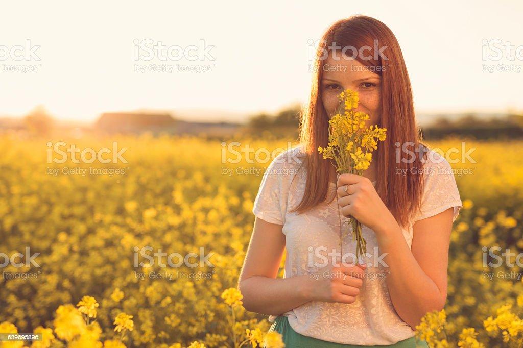 luscious fragrance stock photo