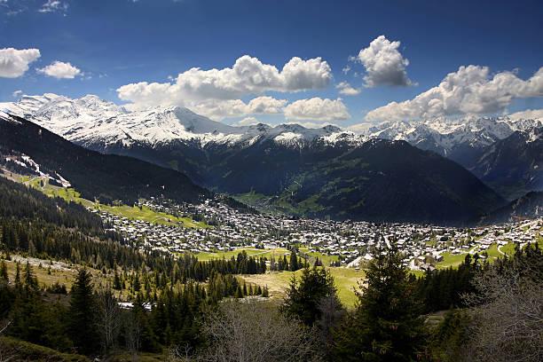 Verbier in der Schweiz – Foto