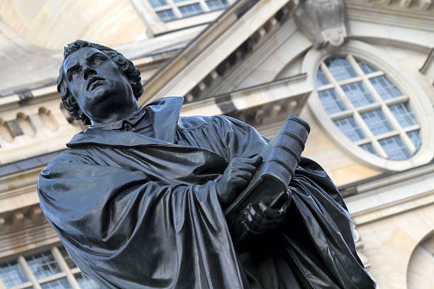 Luther in Dresden – Foto
