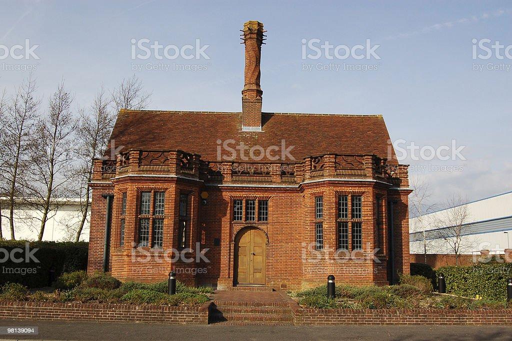 Lutyens Brickworks stock photo