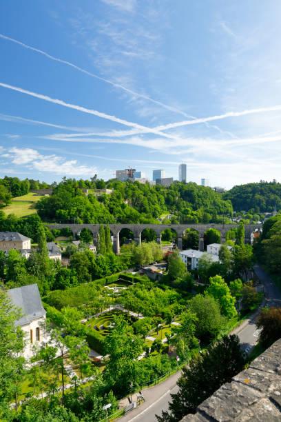 Luxembourg City, Benelux, Europe stock photo