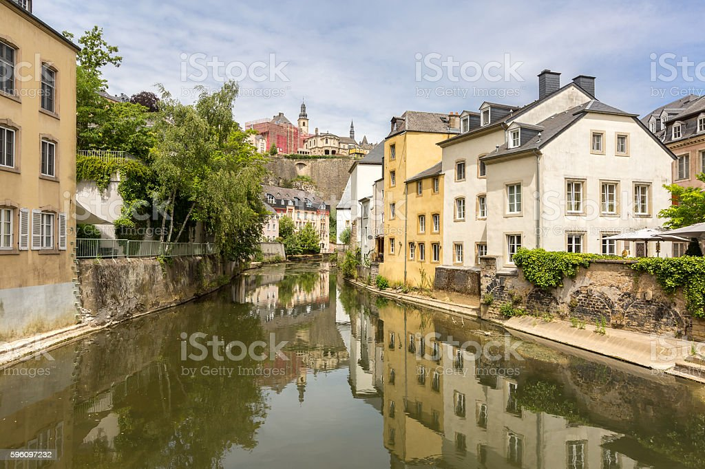 Luxembourg city downtown stock photo more pictures of architecture luxembourg city downtown royalty free stock photo altavistaventures Choice Image