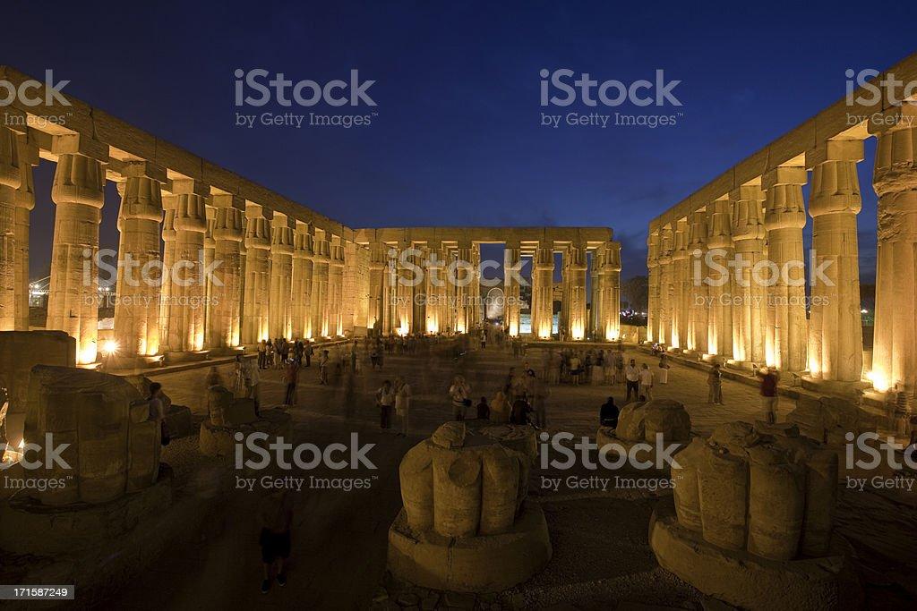 Luxor-Tempel – Foto