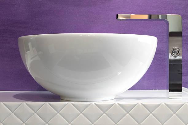 Luxuriöse Badezimmer detail – Foto