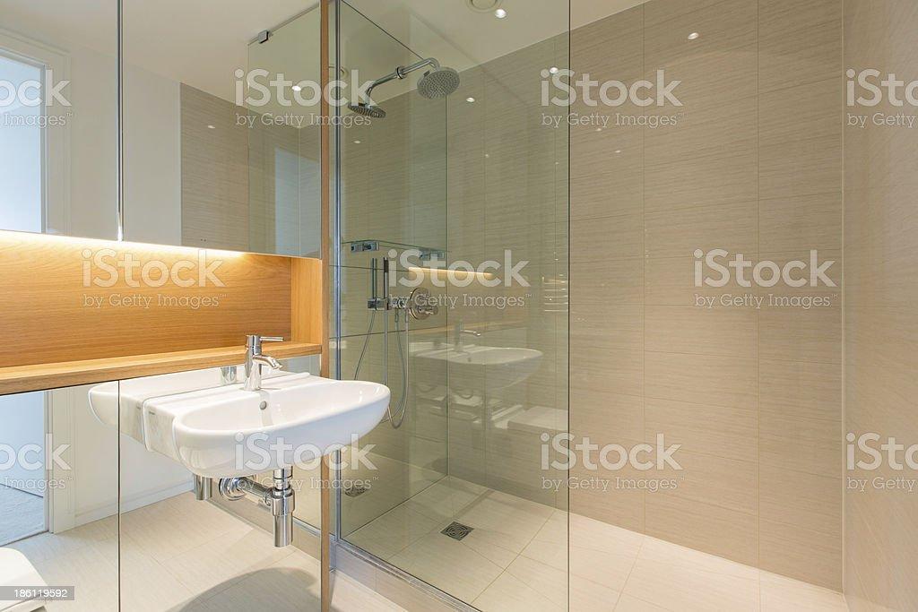 Luxurious Bathroom royalty-free stock photo