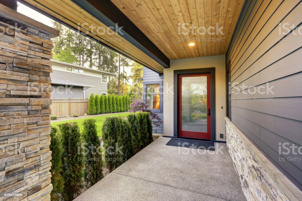 Luxuriöse Wohndesign in Bellevue. – Foto