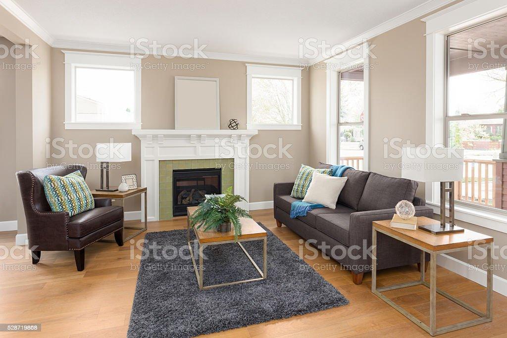 Ausrüstung Und Geräte, Bauwerk, Designer Einrichtung, Eingang, Fenster.  Luxuriöse Wohnzimmer In Neues ...