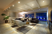 istock Luxurious living room 487313304