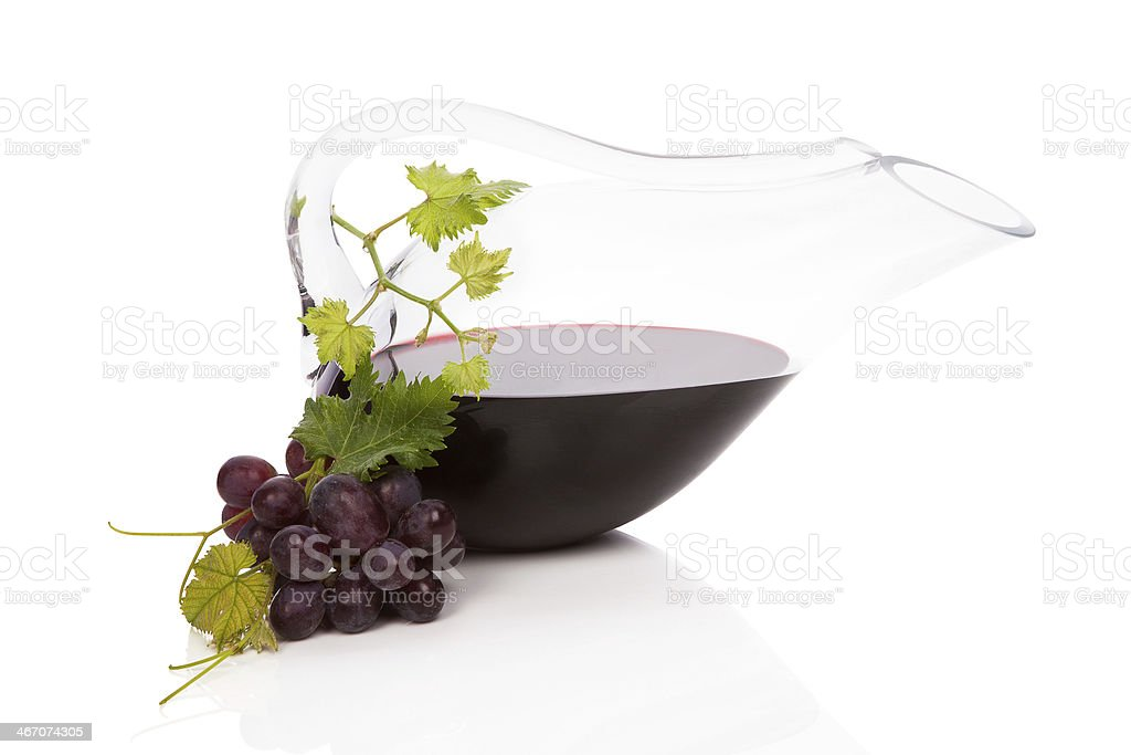 Luxurious red wine still life. royalty-free stock photo