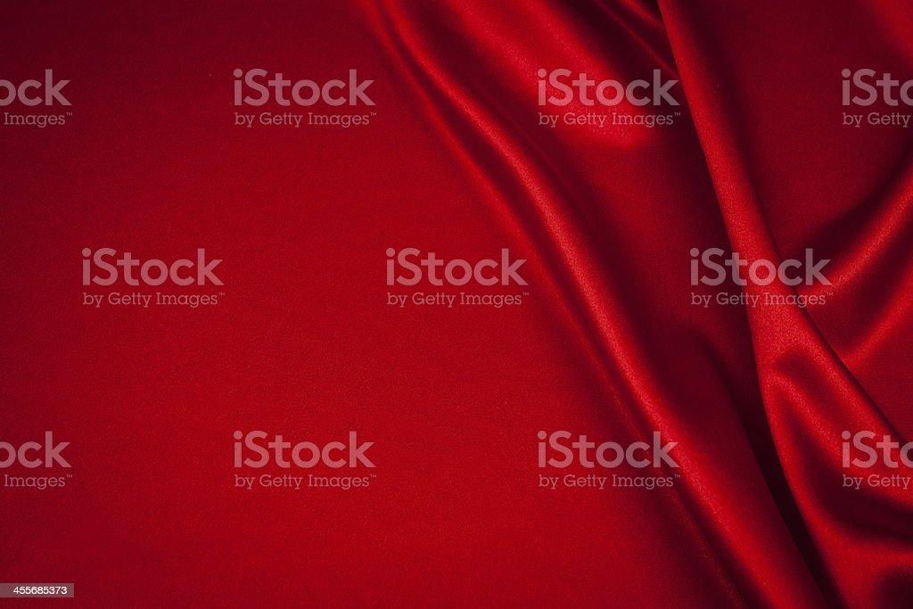 luxurious satin stock photo