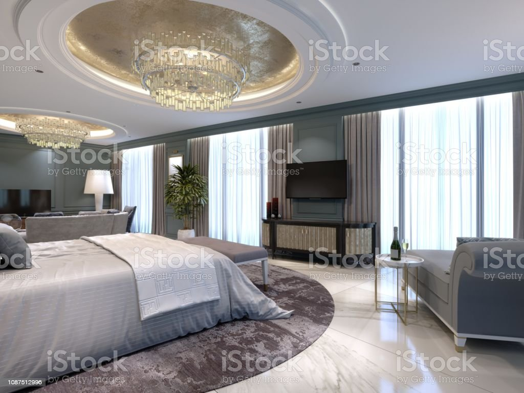 Luxury Apartments With A Bedroom And Living Area In ...