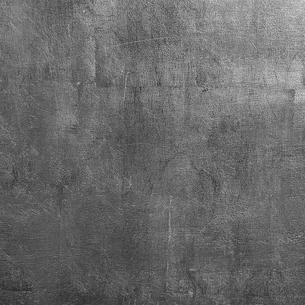luxe fond gris - plomb en métal photos et images de collection