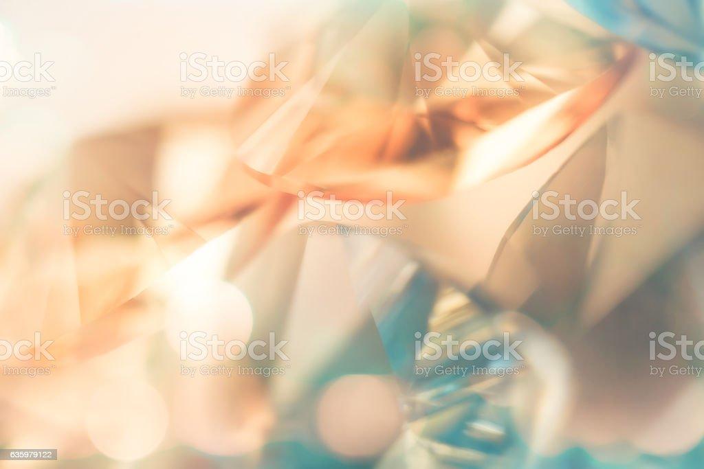 Arrière-plan de couleurs douces et dans un style alliant - Photo